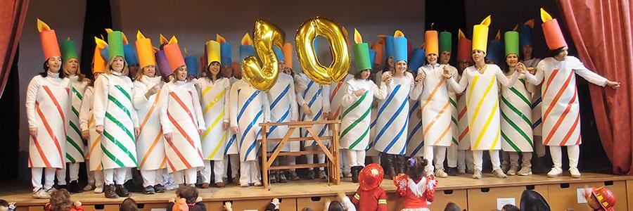 Celebrem el 50è Carnaval